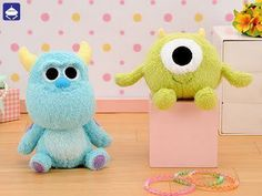 Mike and Sully -  Monsters, Inc.