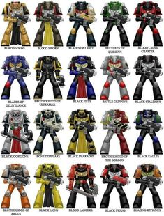 Warhammer Figures, Warhammer Paint, Warhammer 40k Miniatures, Warhammer 40000, Miniaturas Warhammer 40k, Marine Colors, Gundam Wallpapers, Imperial Fist, Minis