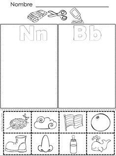 GRATIS - Fichas para el repaso de los consonantes T, D, N, y B. (ta, te, ti, to…