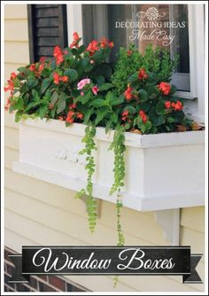 Exterior Home Ideas - Creating Colorful Curb Appeal