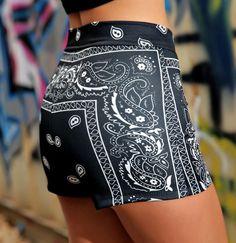 $27.00 | Sexy retro hip stretch shorts