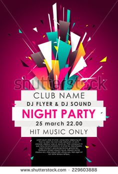 Find Vertical Music Party Background Colorful Graphic stock images in HD and millions of other royalty-free stock photos, illustrations and vectors in the Shutterstock collection. Thousands of new, high-quality pictures added every day. Dj Sound, Party Background, Music Party, Diy And Crafts, Royalty Free Stock Photos, Dance, Flyers, Illustration, Pictures