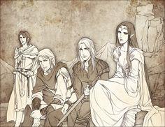elven travelers