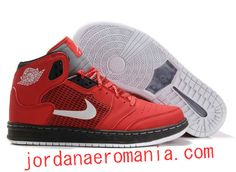 the latest 23a20 86195 Acheter Chaussures Nike Air Jordan Prime 5 Red Rouge Blanc Gris   JordanAeroMania.com