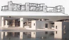 steven holl stretto house - Google Search