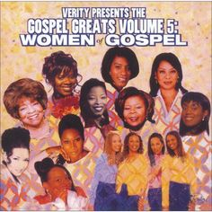 Various Artists - Gospel Greats, Vol. 5: Women of Gospel (CD)