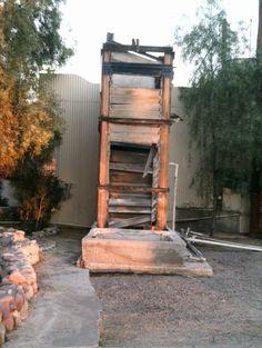 Abandoned motel, Arizona