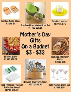 Pampered chef outlet sale, gifts for Mother's Day, teach y appreciation day, birthday. Check it out:  Www.Pamperedchef.Biz/ivelissepacheco