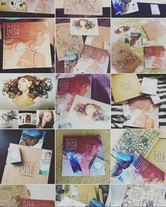 Love seeing all the pics of my book here on Instagram! Thanks SO MUCH to everyone who bought one <3 and for those who are interested but didn't order one check the link in my bio! #art #artbook #sketchbook #digitalart #illustration by loisvb