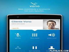 Vono - VoIP  Android App - playslack.com , Agora você também pode ter muito mais mobilidade usando a sua conta Vono em seu smartphone. O aplicativo permite que você utilize sua conta Vono para fazer e receber ligações, utilizando as redes Wi-fi e 3G/4G da sua operadora de telefonia móvel.Com o aplicativo instalado em seu smartphone, você utiliza sua franquia de minutos Vono para falar.Faça ligações VoIP gratuitas de Vono para Vono e economize em ligações de longa distância para várias…