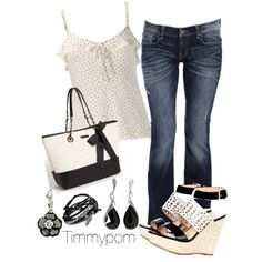 """""""Going on a date :)"""" by timmypom on Polyvore"""