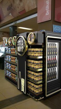 Mueble Category Cervezas by Julián Benavides at Coroflot.com