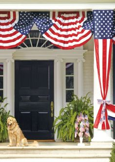 Create a Fourth of July greeting your guests simply won't forget!