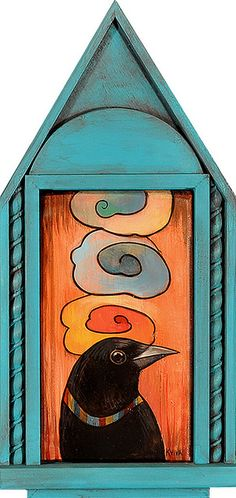 """crow thoughts"" 