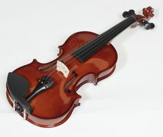 This Student Violin comes with bow, rosin and deluxe hard case. This is a great violin for anyone returning to the instrument or looking for a quality starter violin. Bodhran Drum, Irish Flute, Hammered Dulcimer, Violin Case, Prince, Make Ready, New Students, Solid Wood, Violin