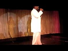 Soul Singer   Steve Simone dynamic presence on stage, performing anything from Motown classics to