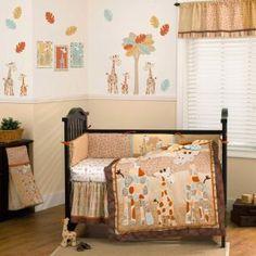 Giraffe Dreams Bedding By Cocalo Baby Crib 9975set I Love This