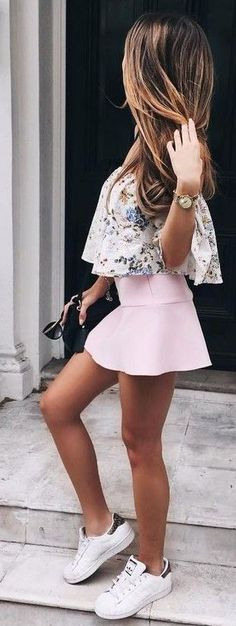 Floral + Pink                                                                             Source
