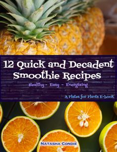 After some pretty intensive work days, I am happy to announce that 12 Quick and Decadent Smoothie Recipes is read. Vegan Food, Vegan Vegetarian, Easy Healthy Recipes, Vegan Recipes, Smoothie Challenge, I Am Happy, Free Ebooks, Smoothie Recipes, Product Launch