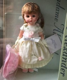 Madame Alexander Sunday's Best Doll by NancysFanciesFinds on Etsy