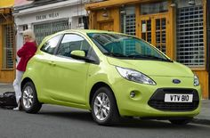 Ford Ka 1.2 Studio [Start Stop]: Contract Hire and Car Lease from £136.95