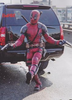 New Images from Deadpool