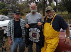 Paul Mattoon, John Rogers, Buddy B taking 5