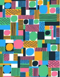 Marcus Oakleys pattern