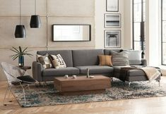 Get inspired by Modern Living Room Design photo by Room Ideas. Wayfair lets you find the designer products in the photo and get ideas from thousands of other Modern Living Room Design photos. Coffee Table Rectangle, Cool Coffee Tables, Coffee Table With Storage, Living Room Modern, Living Room Designs, Living Room Furniture, Living Room Decor, Restaurant Tables And Chairs, Contemporary Coffee Table