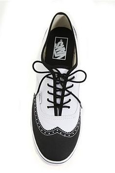 c1eeef446e7c women s wingtip shoes black and white