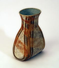 Elizabeth Fritsch. I love her surfaces and her shapes.