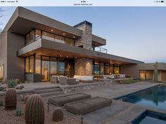 marmol radziner house exterior designhouse - Design House Exterior