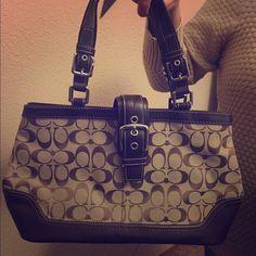 Coach purse Brown coach purse. Great condition Coach Bags