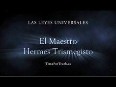 1/8 HERMES TRISMEGISTO - LAS LEYES UNIVERSALES