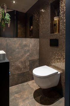 Washroom Design, Bathroom Design Luxury, Home Interior Design, Modern Luxury Bathroom, Bad Inspiration, Bathroom Inspiration, Wc Design, Best Bathroom Designs, Dream Bathrooms