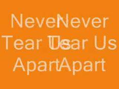 ▶ Tom Jones-Never Tear Us Apart - YouTube