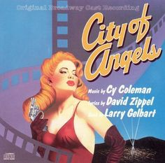 City of Angels [Original Broadway Cast Recording] [CD]