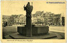 Maastricht, St. Servatiusbron. Vrijthof