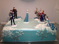 Birthday Cakes - Frozen, disney