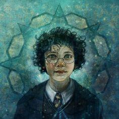 Harry Potter by Jean-Baptiste Monge illustrations