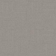 Interface Modular Carpet  Furrows II,Volcanic Ash