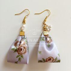 my handmade earrings #homemadeearrings #seaglassearringsideas