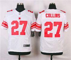 c2ec4cf66 Nike New York Giants #27 Landon Collins White Elite Jersey San Francisco  49ers, Nhl
