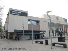 Belgrade Theatre, Corporation Street, Coventry