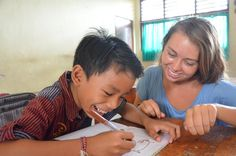 """I have just come to the end of my 6 weeks volunteering with VP bali and loved the whole experience. Would definitely recommend it if you're wanting to volunteer abroad, I have done a few different projects abroad and this was one of my favorites. I felt like I could really get to know the kids and the VP bali team. The kids are so grateful, eager to learn and always happy to see you. I will miss all the kids and the staff lots and will definitely be back to Bali again in the future!""…"