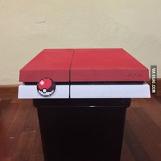 Any pokemon fans liked what I did with my PS4?