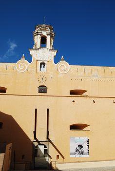 Bastia La Citadelle  expo Leonor Fini