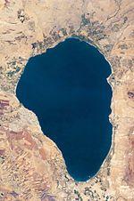 Sea of Galilee - Wikipedia, the free encyclopedia