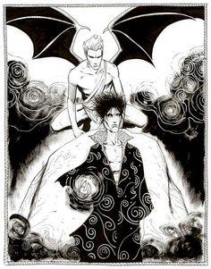 Lucifer and The Sandman