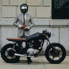 Classy Rider
